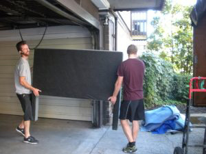Furniture removalists Villawood